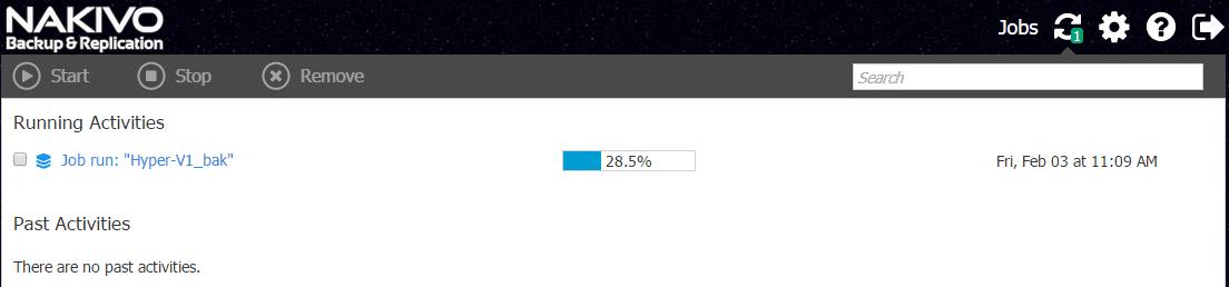 nakv7act01 Nakivo Backup and Replication V7 Beta Released