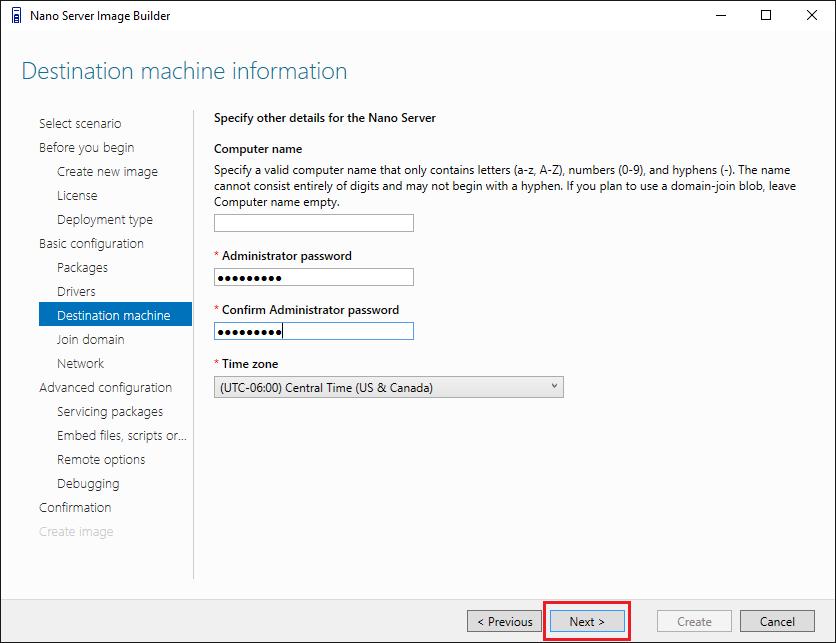 nano09 Install Windows Server 2016 Hyper-V Nano Server in VMware ESXi