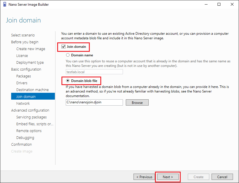 nano10 Install Windows Server 2016 Hyper-V Nano Server in VMware ESXi