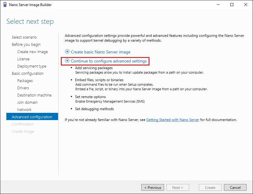 nano12 Install Windows Server 2016 Hyper-V Nano Server in VMware ESXi