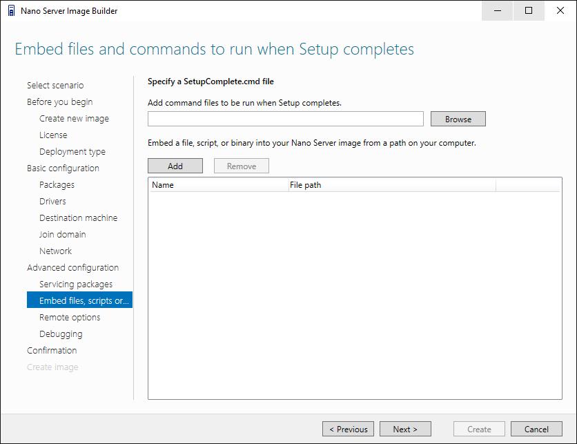 nano14 Install Windows Server 2016 Hyper-V Nano Server in VMware ESXi
