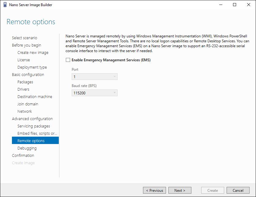 nano15 Install Windows Server 2016 Hyper-V Nano Server in VMware ESXi