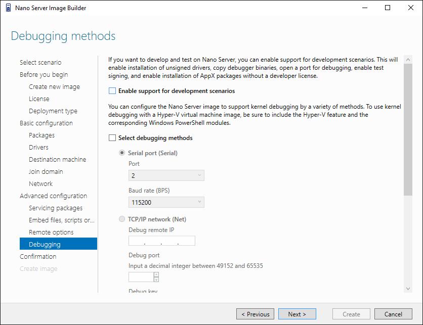 nano16 Install Windows Server 2016 Hyper-V Nano Server in VMware ESXi