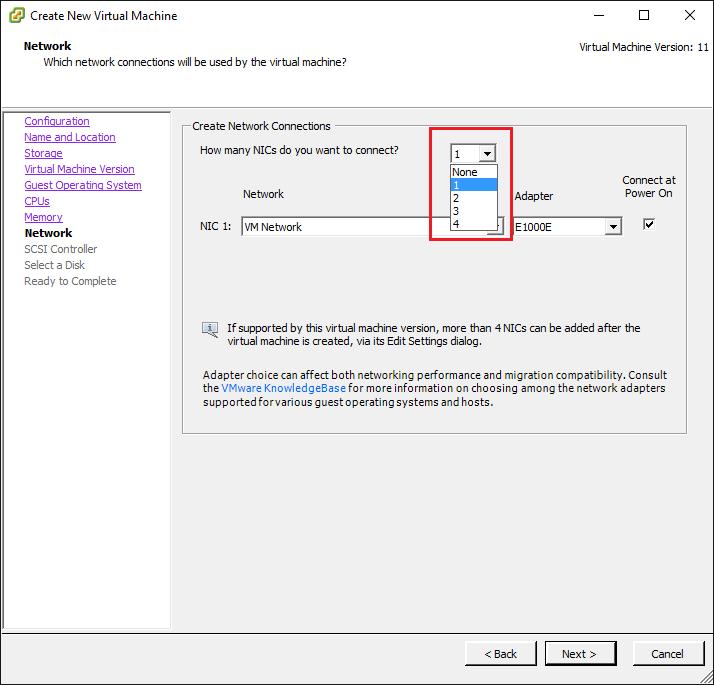 VMware PowerCLI quickly add multiple VM vmnics - Virtualization Howto