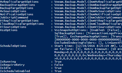 vbrposh01 Automatically add corresponding Veeam backup copy and replication jobs with Powershell