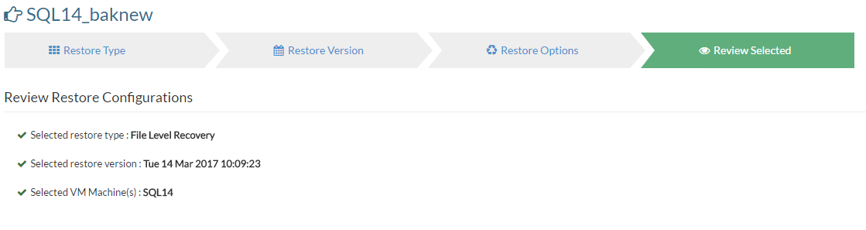 vembuapp07 Vembu BDR Suite Consistent Application Aware Backup and Restore