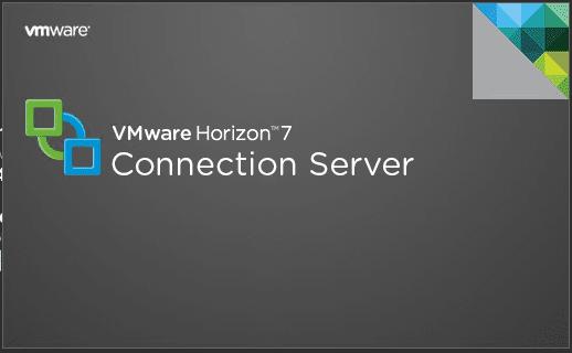 viewcon01 Installing VMware Horizon View 7.1 Connection Server
