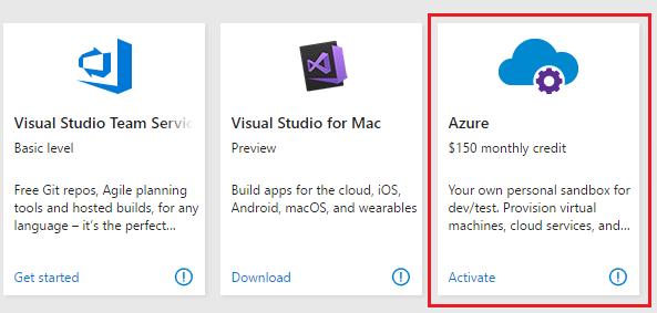 MSDN Visual Studio Enterprise subscription additional