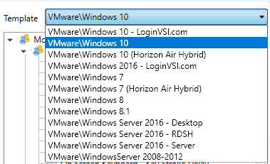 Optimize Windows 10 for VMware Horizon View 7 1