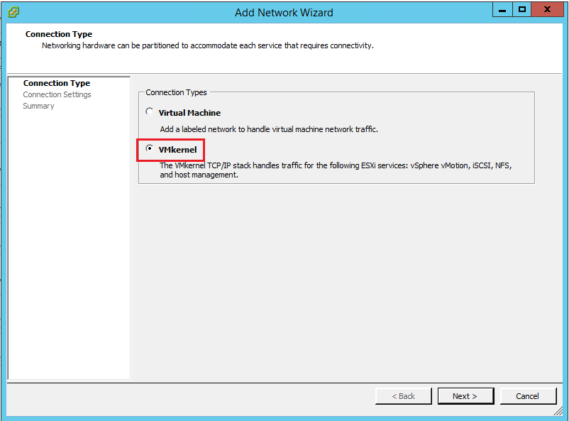 Configure FreeNAS 9 10 NFS VMware ESXi 6 datastore - Virtualization