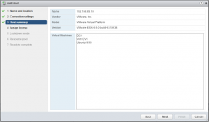 vmwclus08-300x175 Configure VMware vSphere Cluster with Web Client or PowerCLI