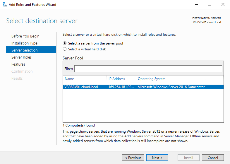 wsus16_03 Install and Configure Windows Server 2016 WSUS