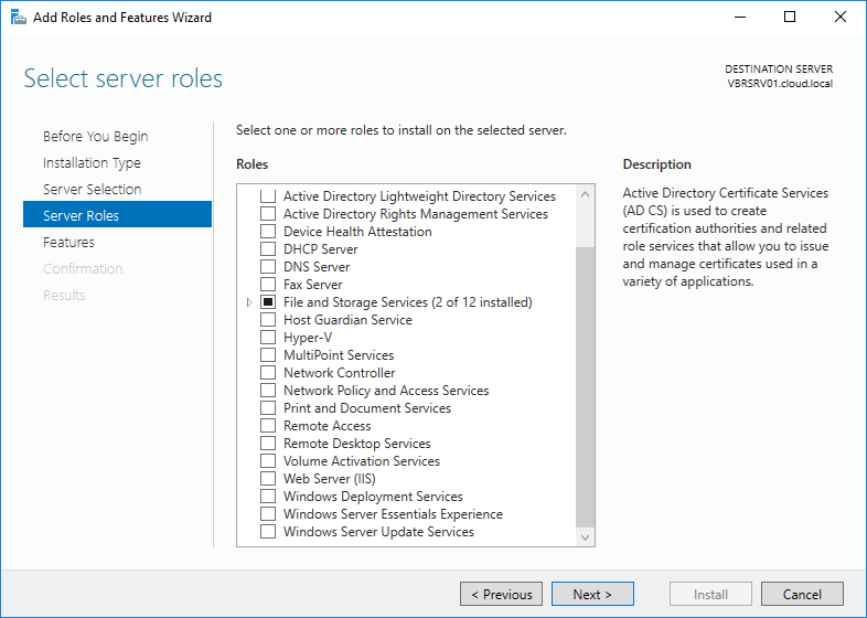 wsus16_04 Install and Configure Windows Server 2016 WSUS