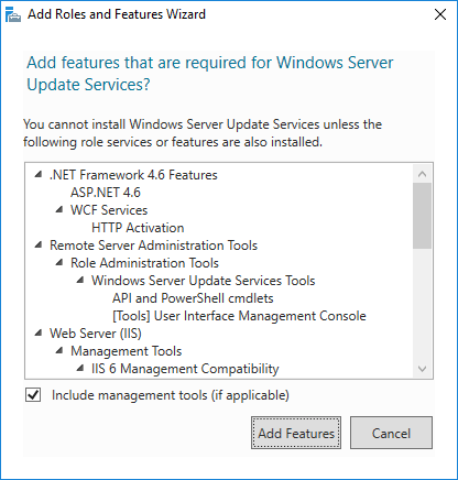 wsus16_05 Install and Configure Windows Server 2016 WSUS