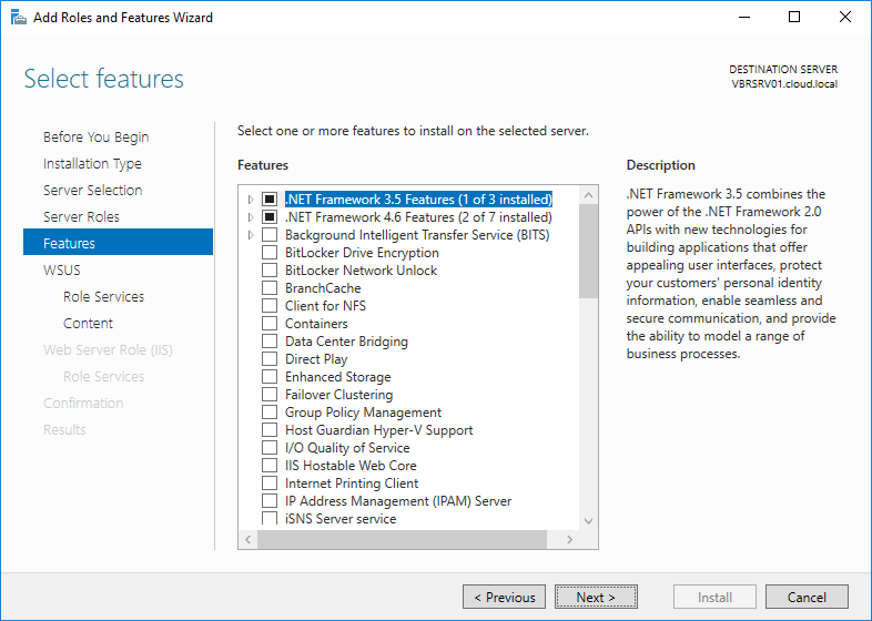 wsus16_06 Install and Configure Windows Server 2016 WSUS