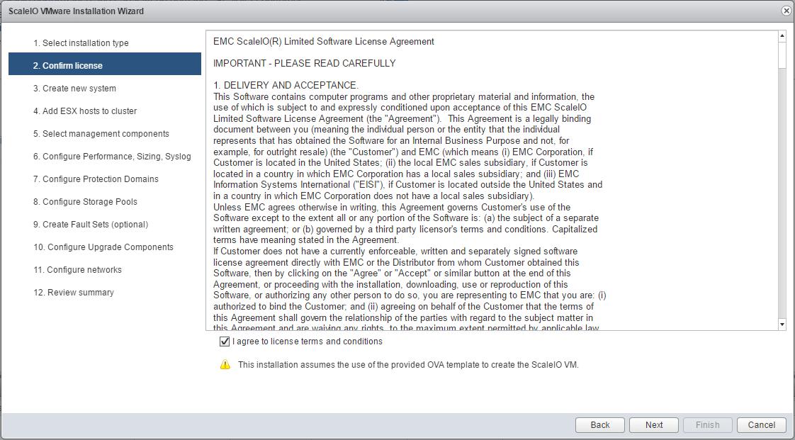 sciovm13 Install ScaleIO 2.0 in VMware vSphere 6