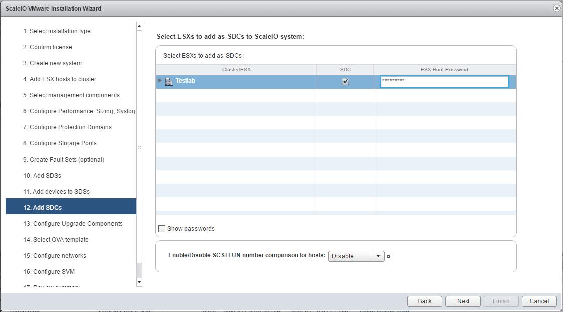 sciovm28 Install ScaleIO 2.0 in VMware vSphere 6