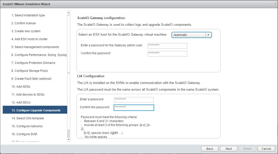 sciovm29 Install ScaleIO 2.0 in VMware vSphere 6