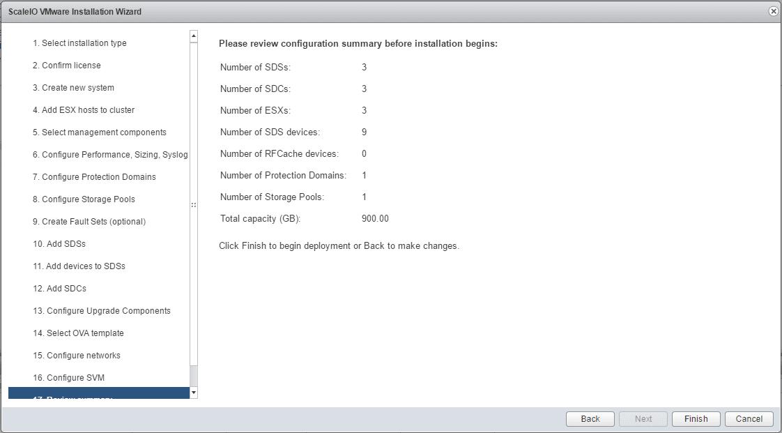 sciovm33 Install ScaleIO 2.0 in VMware vSphere 6