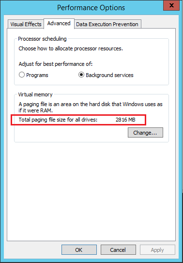Windows-page-file-settings-and-space How Excluding Page File Affects VM backup