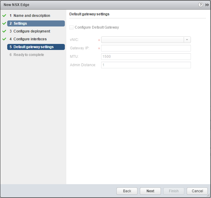 lswitch11 Extend layer 2 DR network with VMware NSX