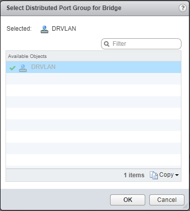 lswitch18 Extend layer 2 DR network with VMware NSX