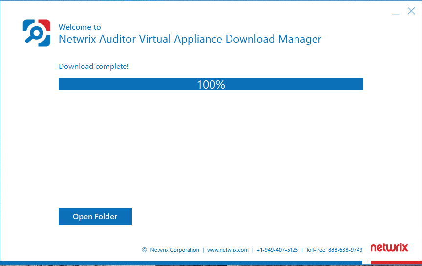 netwrixappliance03 Deploy Netwrix Auditor Virtual Appliance