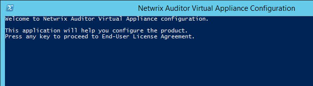 netwrixappliance08 Deploy Netwrix Auditor Virtual Appliance