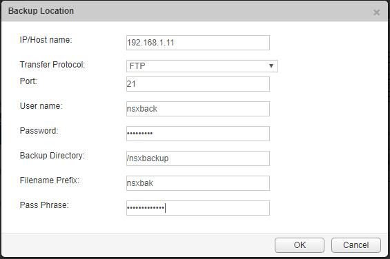 nsxmanup02 Upgrading VMware NSX to 6.3.2 NSX Manager