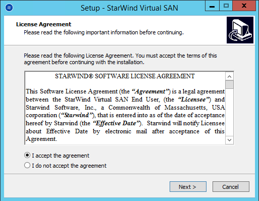 sw05 StarWind Two Node VMware Hyperconverged VSAN