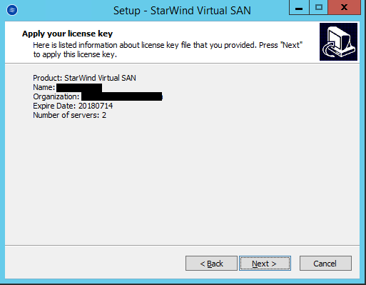 sw13 StarWind Two Node VMware Hyperconverged VSAN