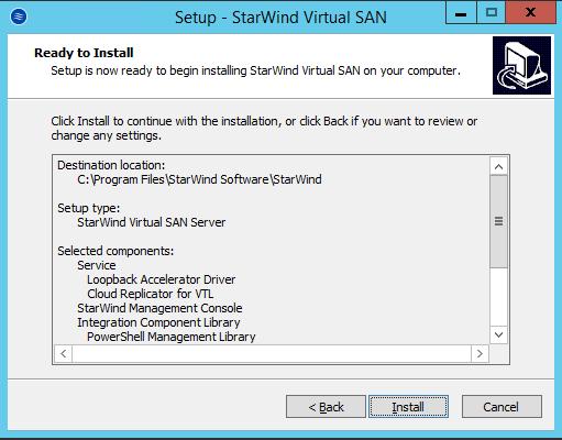 sw14 StarWind Two Node VMware Hyperconverged VSAN