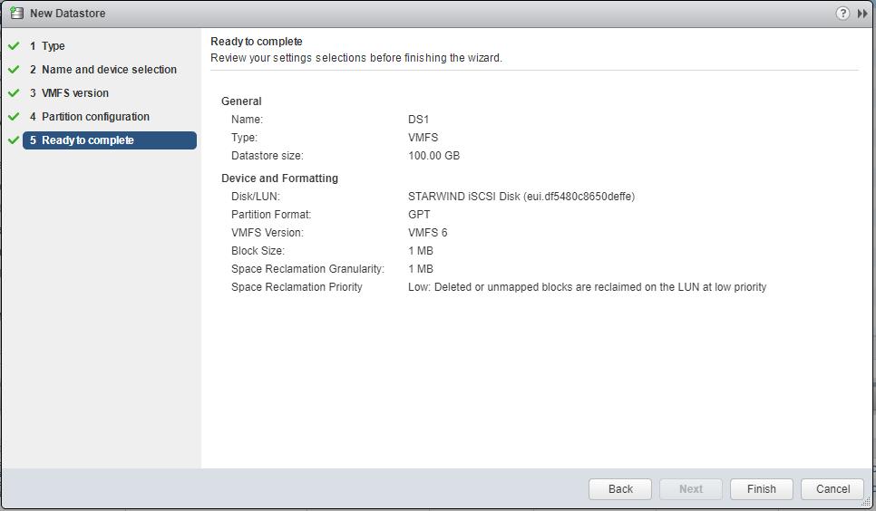 sw56 StarWind Two Node VMware Hyperconverged VSAN