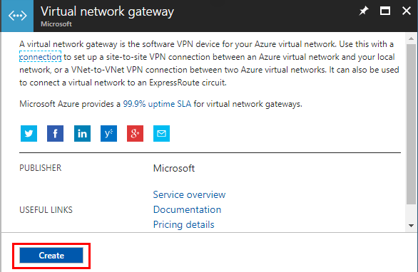 Choose-to-create-the-Azure-Virtual-Network-Gateway Configure Meraki to Azure Site to Site VPN