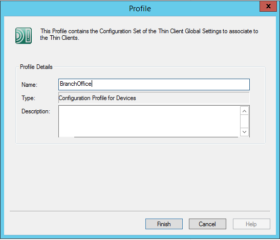 Create-new-Praim-ThinMan-device-configuration-profile Automate configuration of Thin and Zero Client with Praim ThinMan