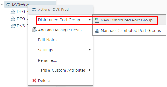 Create-vSphere-Integrated-Containers-Distributed-Port-Group-1 Installing VMware vSphere Integrated Containers Part 1