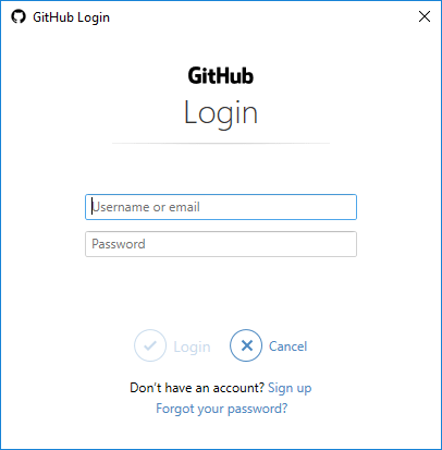 Login-to-GitHub Use Git with Visual Studio Code