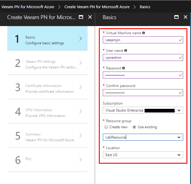 Veeam-PN-Azure-configure-basic-settings Veeam Powered Network Overview and Installation