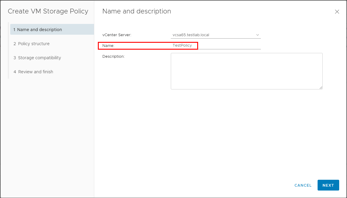Choose-Name-and-Description-for-New-VM-Storage-Policy