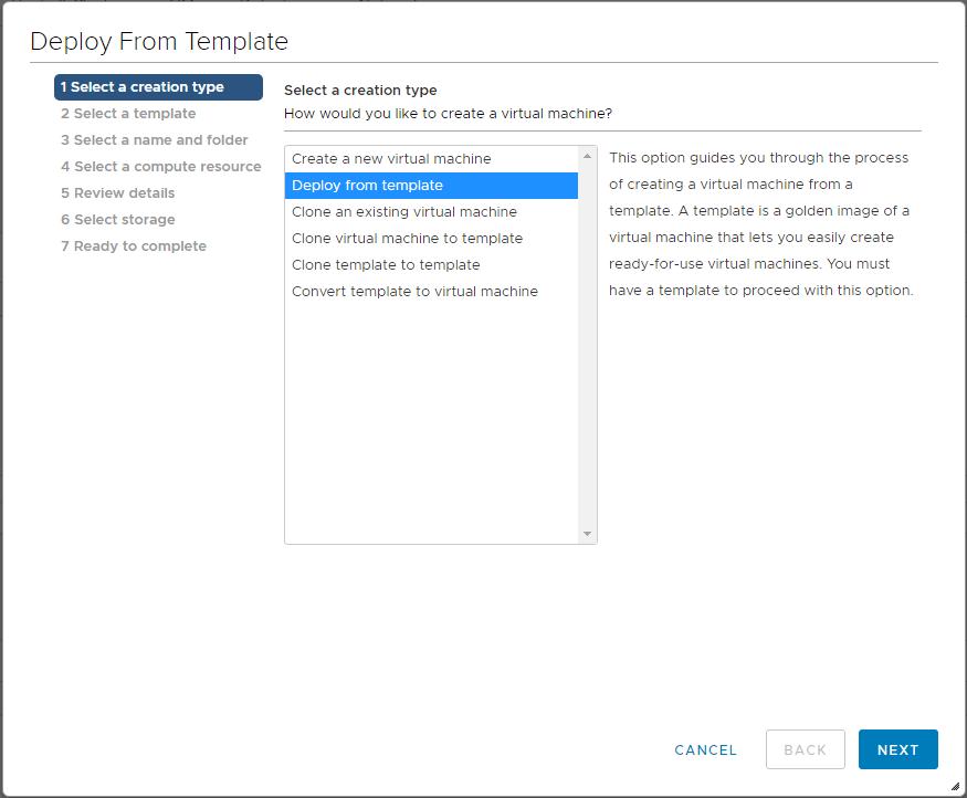 Deploying-virtual-machine-via-template