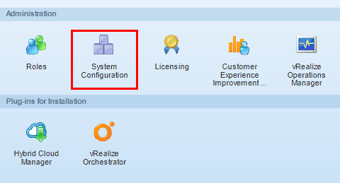 VCSA-system-configuration Monitor and Troubleshoot VMware vCenter Server VCSA Performance