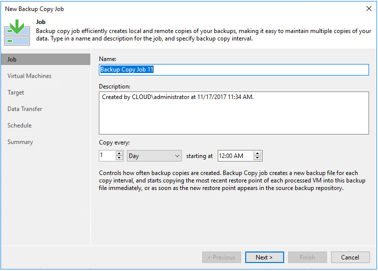 Veeam Backup Keeps Failing