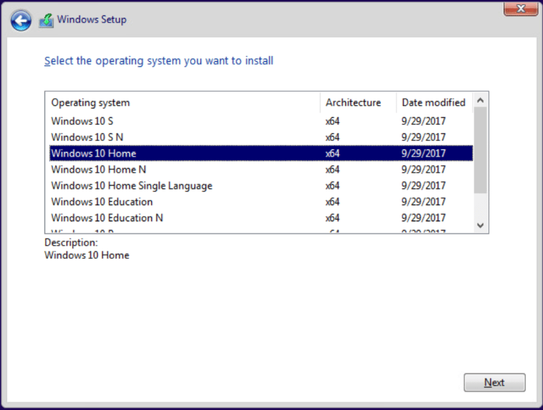 Installing-Windows-10-Home-to-upgrade-to-Windows-10-Pro-for-Workstations Installing Windows 10 Pro for Workstations