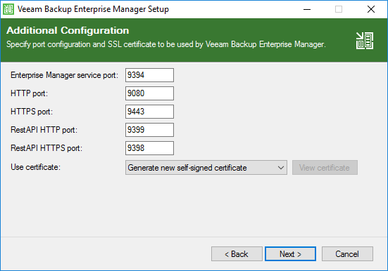 Additional-configuration-Veeam-Backup-Enterprise-Manager Monitor Veeam Backups with Veeam Backup Enterprise Manager