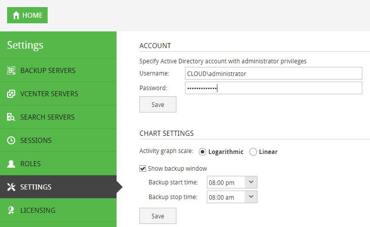 Configuring-Veeam-Backup-Enterprise-Manager-settings