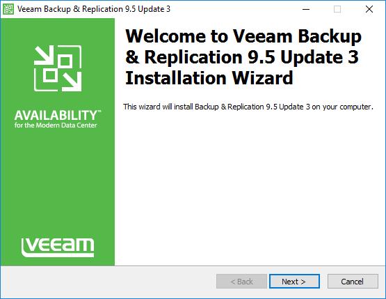 Veeam-Backup-and-Replication-9.5-Update-3-install Veeam Backup and Replication 9.5 Update 3 Released New Features