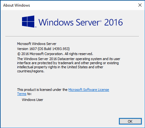 Windows Server 2016 Security Features and Hardening