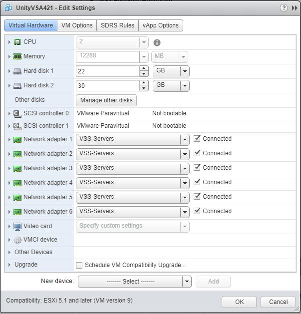 Dell EMC UnityVSA storage appliance installation and