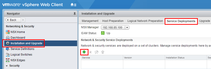 Beginning-to-install-the-Guest-Introspection-service-deployment-for-the-cluster What is VMware NSX Guest Introspection and how is it configured?