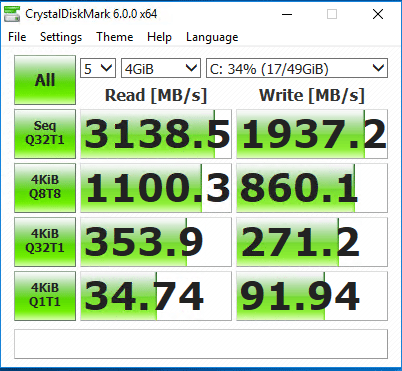 Disk-benchmark-after-applying-the-Microsoft-Meltdown-and-Spectre-patch VMware Performance Impact of Meltdown and Spectre Patches